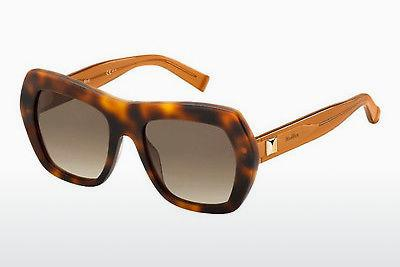 Sonnenbrille Max Mara MM PRISM III 6ZA/JD - Orange, Braun, Havanna