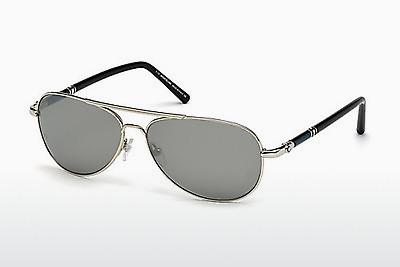 Sonnenbrille Mont Blanc MB509T 16C - Silber