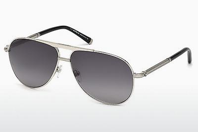 Sonnenbrille Mont Blanc MB517S 16B - Silber