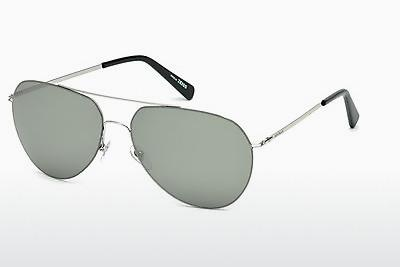 Sonnenbrille Mont Blanc MB595S 16A - Silber
