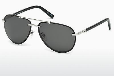 Sonnenbrille Mont Blanc MB596S 16A - Silber