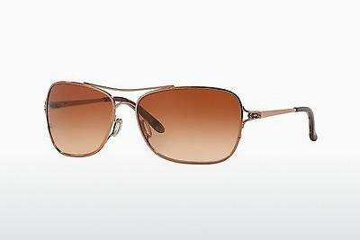 Sonnenbrille Oakley CONQUEST (OO4101 410102) - Rosa, Rose