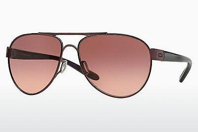 Sonnenbrille Oakley DISCLOSURE (OO4110 411001) - Purpur, Blackberry