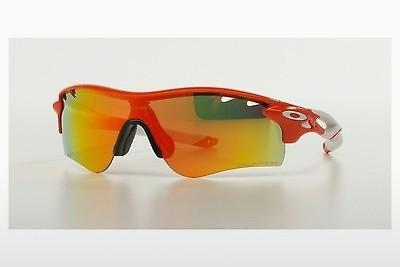 Sonnenbrille Oakley RADARLOCK PATH (OO9181 918124) - Orange