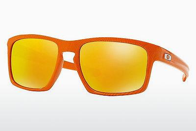 Sonnenbrille Oakley SLIVER (OO9262 926216) - Orange