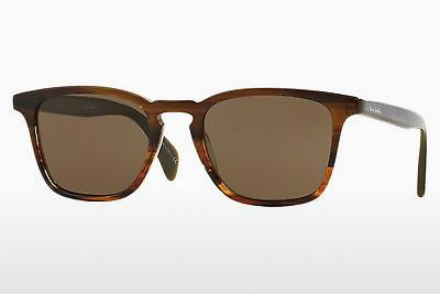 Sonnenbrille Paul Smith SHAWBURY (PM8239SU 119273) - Grün, Braun, Havanna