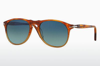 Sonnenbrille Persol PO9649S 1025S3 - Braun, Resina