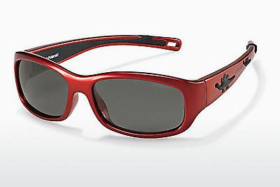 Sonnenbrille Polaroid Kids P0403 0A4/Y2 - Rot