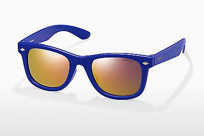 Sonnenbrille Polaroid Kids PLD 8006/S TV0/OZ - Blau