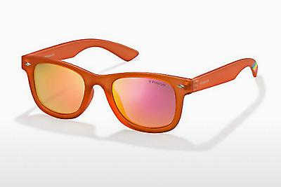 Sonnenbrille Polaroid Kids PLD 8009/N IMT/OZ - Orange