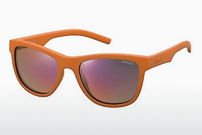 Sonnenbrille Polaroid Kids PLD 8018/S H0A/OZ - Orange