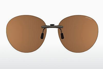 Sonnenbrille Polaroid PLD 1005/C-ON UPW/HE - Brown