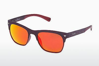 Sonnenbrille Police GAME 2 (S1950 NKJR) - Rot