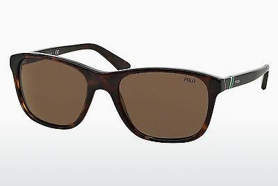 Sonnenbrille Polo PH4085 500373 - Braun, Havanna