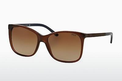 Sonnenbrille Polo PH4094 553013 - Braun