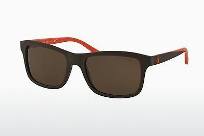 Sonnenbrille Polo PH4095 552673 - Braun
