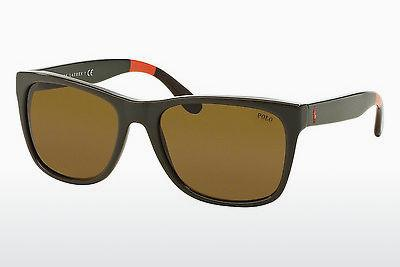 Sonnenbrille Polo PH4106 557073 - Grau