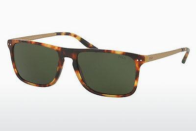 Sonnenbrille Polo PH4119 535171 - Braun, Havanna