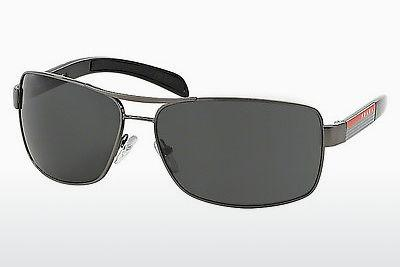 Sonnenbrille Prada Sport PS 54IS 5AV1A1 - Grau, Rotguss