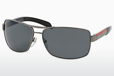 Sonnenbrille Prada Sport PS 54IS 5AV5Z1 - Grau, Rotguss