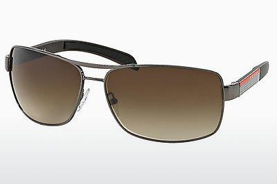 Sonnenbrille Prada Sport PS 54IS 5AV6S1 - Grau, Rotguss