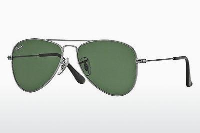 Sonnenbrille Ray-Ban Junior RJ9506S 200/71 - Grau, Rotguss