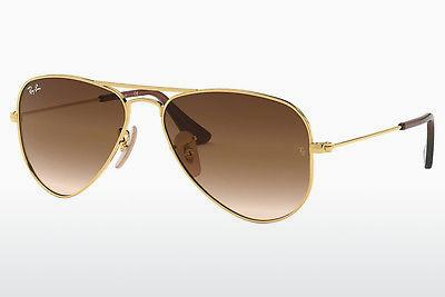 Sonnenbrille Ray-Ban Junior RJ9506S 223/13 - Gold