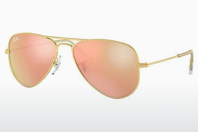 Sonnenbrille Ray-Ban Junior RJ9506S 249/2Y - Gold