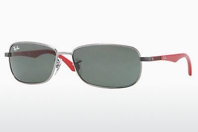 Sonnenbrille Ray-Ban Junior RJ9531S 200/71 - Grau, Rotguss