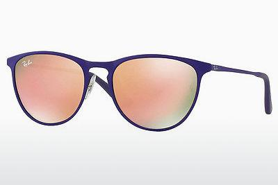Sonnenbrille Ray-Ban Junior RJ9538S 252/2Y - Purpur, Blau