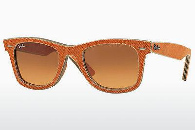 Sonnenbrille Ray-Ban WAYFARER (RB2140 11653C) - Orange