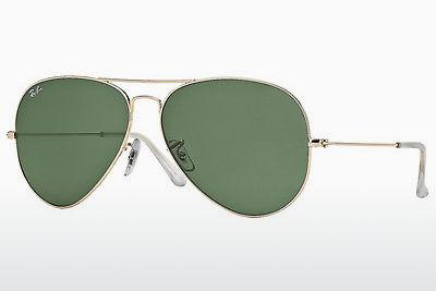 Sonnenbrille Ray-Ban AVIATOR LARGE METAL (RB3025 001) - Gold