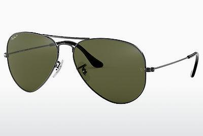Sonnenbrille Ray-Ban AVIATOR LARGE METAL (RB3025 004/58) - Grau, Rotguss