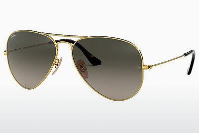 Sonnenbrille Ray-Ban AVIATOR LARGE METAL (RB3025 181/71) - Gold