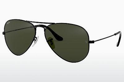 Sonnenbrille Ray-Ban AVIATOR LARGE METAL (RB3025 L2823) - Schwarz