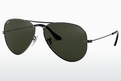 Sonnenbrille Ray-Ban AVIATOR LARGE METAL (RB3025 W0879) - Grau, Rotguss