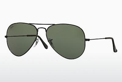 Sonnenbrille Ray-Ban AVIATOR LARGE METAL (RB3025 W3329) - Schwarz