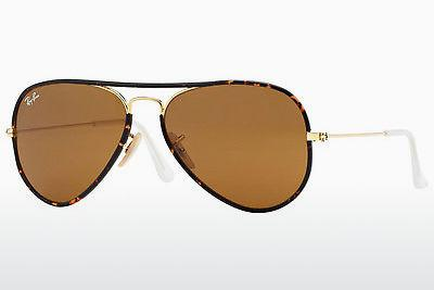 Sonnenbrille Ray-Ban AVIATOR FULL COLOR (RB3025JM 001) - Gold