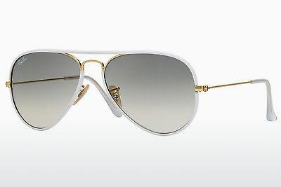 Sonnenbrille Ray-Ban AVIATOR FULL COLOR (RB3025JM 146/32) - Gold