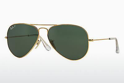 Sonnenbrille Ray-Ban AVIATOR LARGE GOLD (K) (RB3025K 160/N5) - Gold