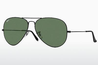 Sonnenbrille Ray-Ban AVIATOR LARGE METAL II (RB3026 L2821) - Schwarz