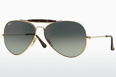 Sonnenbrille Ray-Ban OUTDOORSMAN II (RB3029 181/71) - Gold