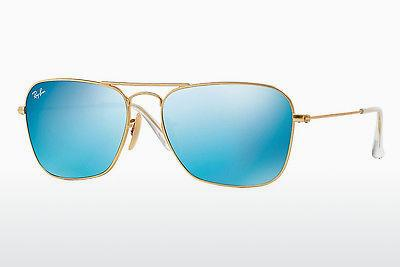 Sonnenbrille Ray-Ban CARAVAN (RB3136 112/17) - Gold