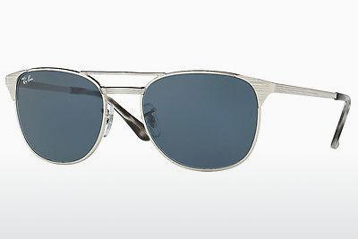 Sonnenbrille Ray-Ban RB3429M 003/R5 - Silber