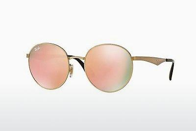 Sonnenbrille Ray-Ban RB3537 001/2Y - Gold