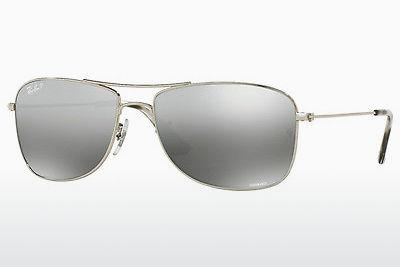Sonnenbrille Ray-Ban RB3543 003/5J - Silber