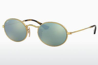 Sonnenbrille Ray-Ban RB3547N 001/30 - Gold