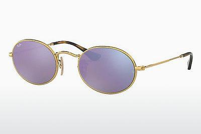 Sonnenbrille Ray-Ban RB3547N 001/8O - Gold