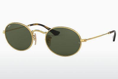 Sonnenbrille Ray-Ban RB3547N 001 - Gold