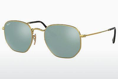 Sonnenbrille Ray-Ban RB3548N 001/30 - Gold